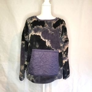 Joy Lab High Pile Sherpa Pullover, Size M